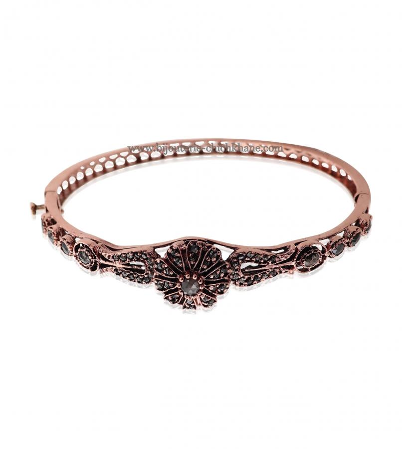 Bijoux en ligne Bracelet Diamants Rose ''Chichkhane'' 48705