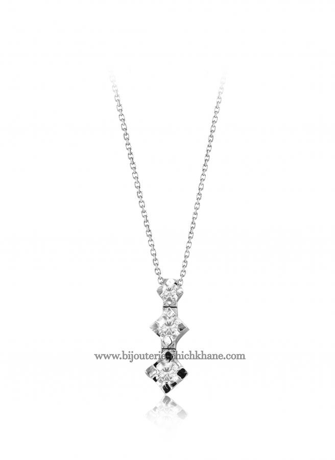 Bijoux en ligne Collier Diamants 48771