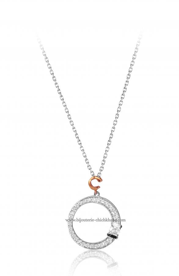 Bijoux en ligne Collier Diamants 48776
