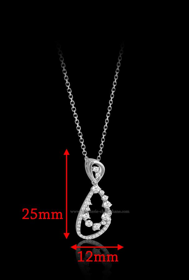 Bijoux en ligne Collier Diamants 48779