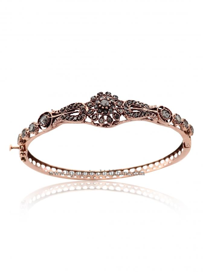 Bijoux en ligne Bracelet Diamants Rose ''Chichkhane'' 49407