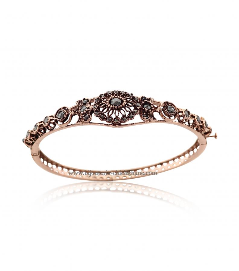 Bijoux en ligne Bracelet Diamants Rose ''Chichkhane'' 49411