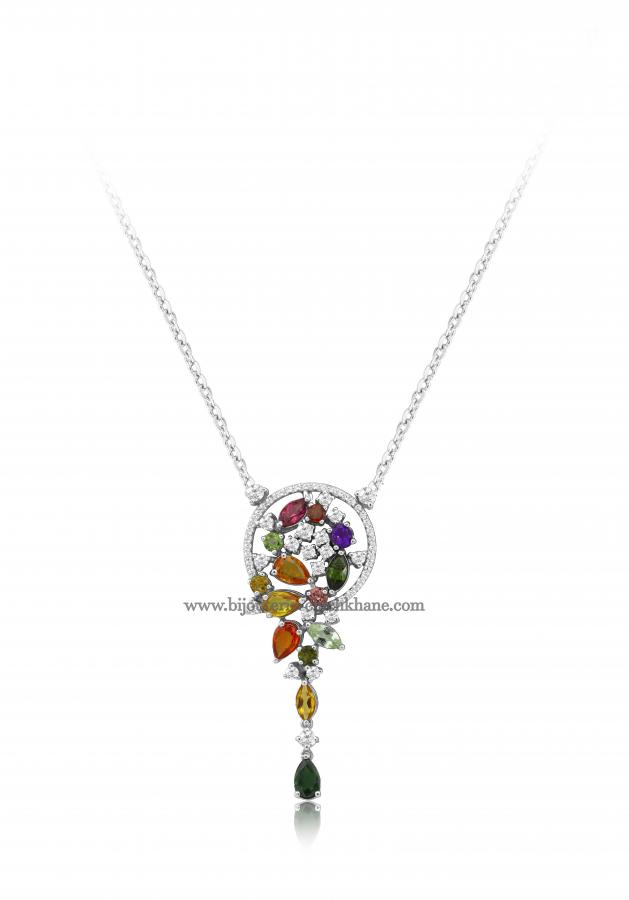 Bijoux en ligne Collier Diamants 49733