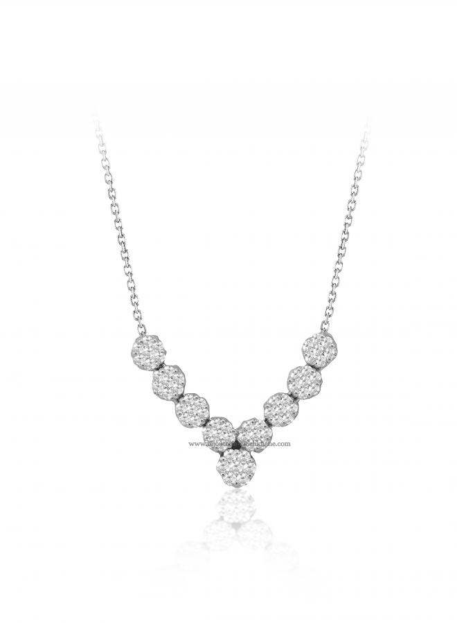 Bijoux en ligne Collier Diamants 50360