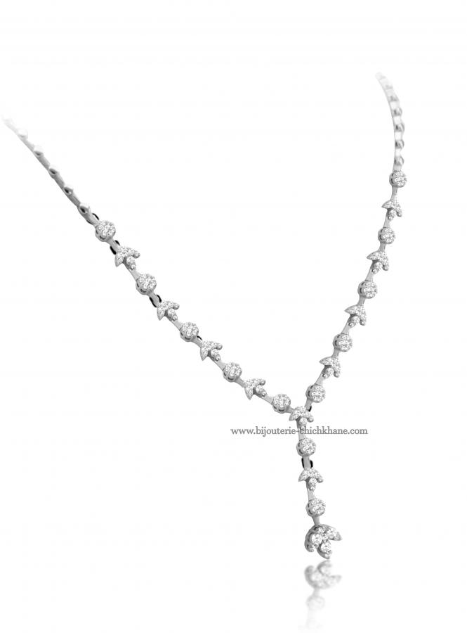 Bijoux en ligne Collier Diamants 50365