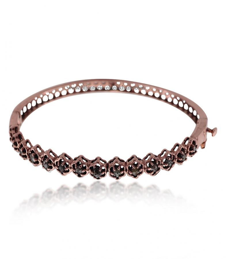 Bijoux en ligne Bracelet Diamants Rose ''Chichkhane'' 50667