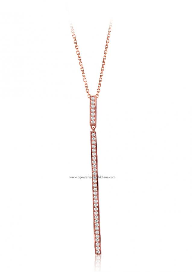 Bijoux en ligne Collier Diamants 50727