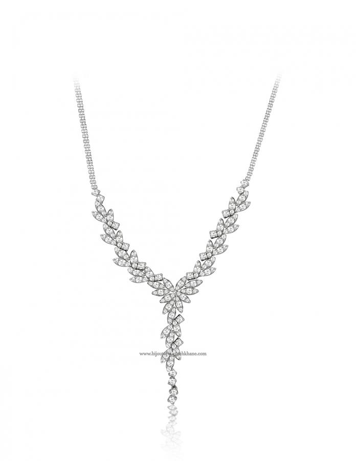Bijoux en ligne Collier Diamants 50729