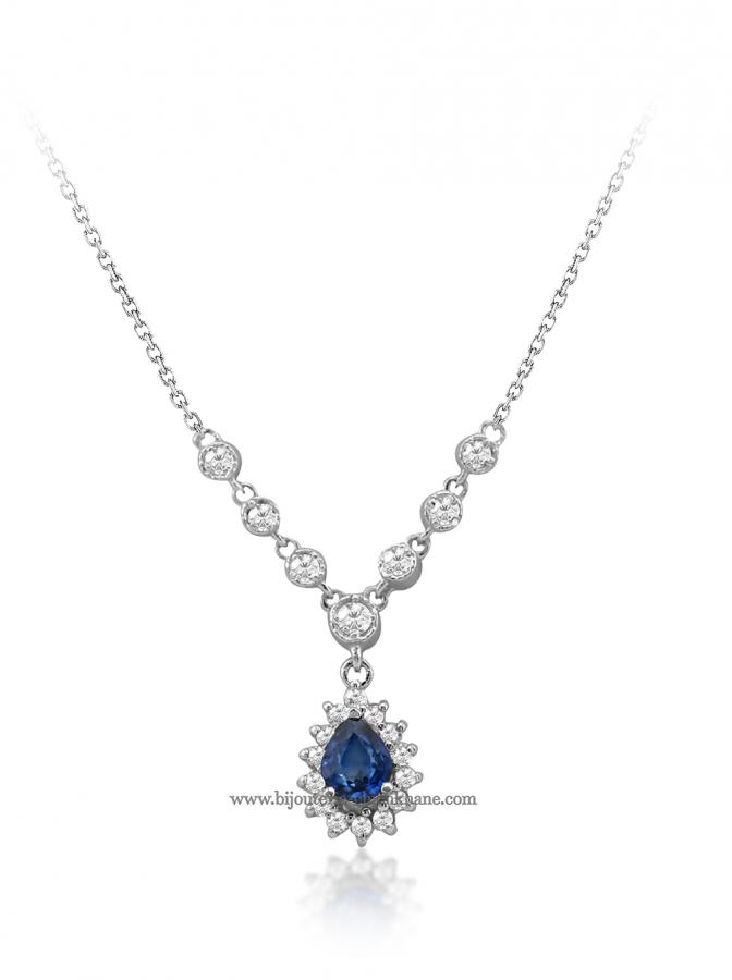 Bijoux en ligne Collier Diamants 50753