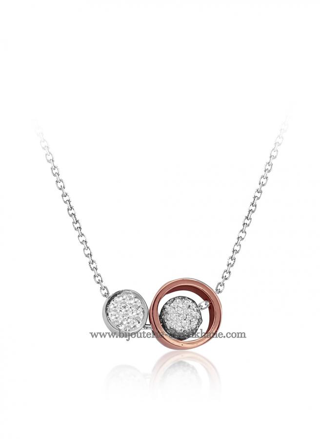Bijoux en ligne Collier Diamants 51001