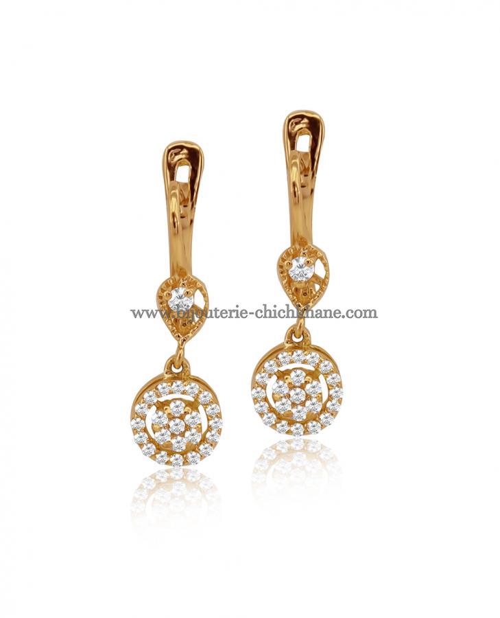 boucles d'oreilles or prix tunisie