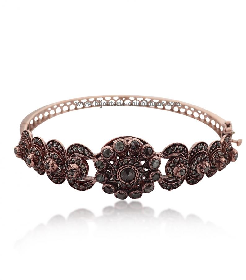 Bijoux en ligne Bracelet Diamants Rose ''Chichkhane'' 51408