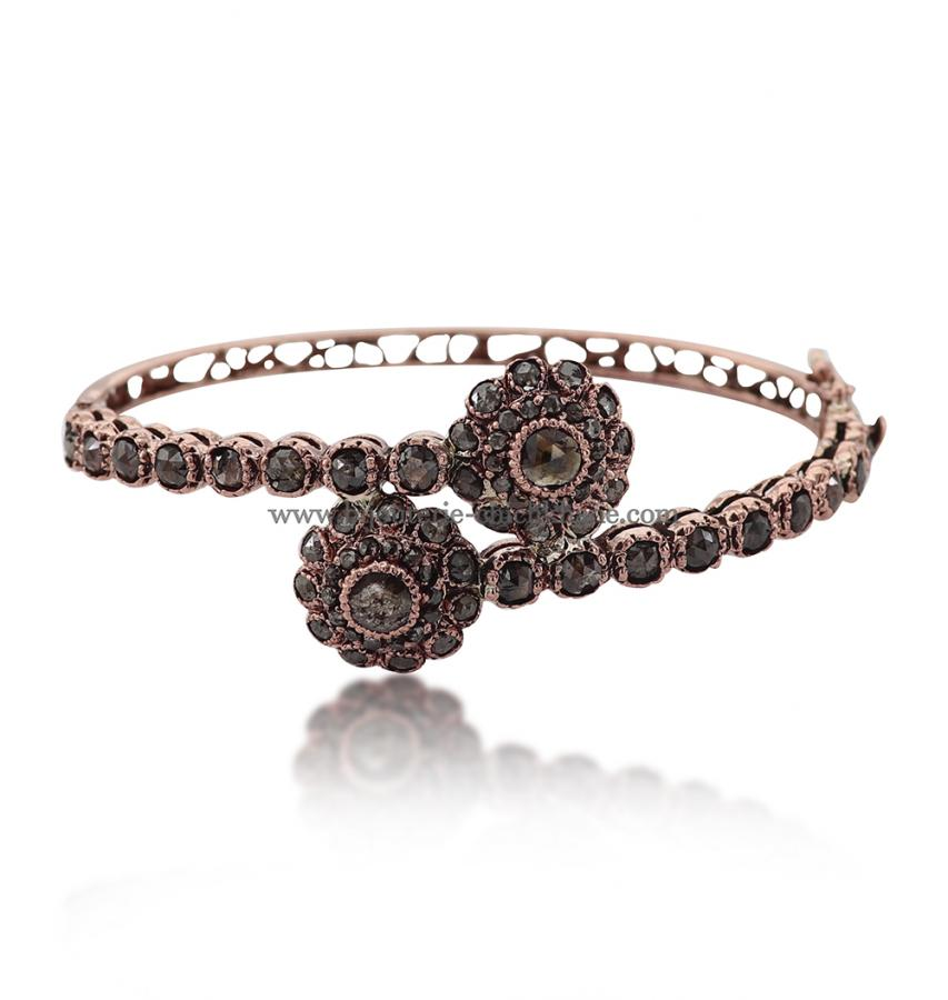 Bijoux en ligne Bracelet Diamants Rose ''Chichkhane'' 51618