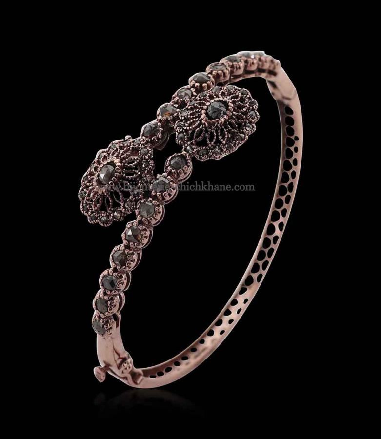 Bijoux en ligne Bracelet Diamants Rose ''Chichkhane'' 51620