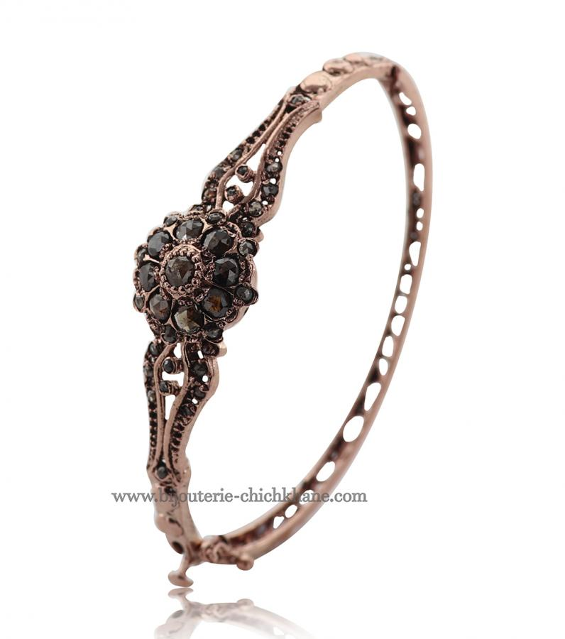 Bijoux en ligne Bracelet Diamants Rose ''Chichkhane'' 51631