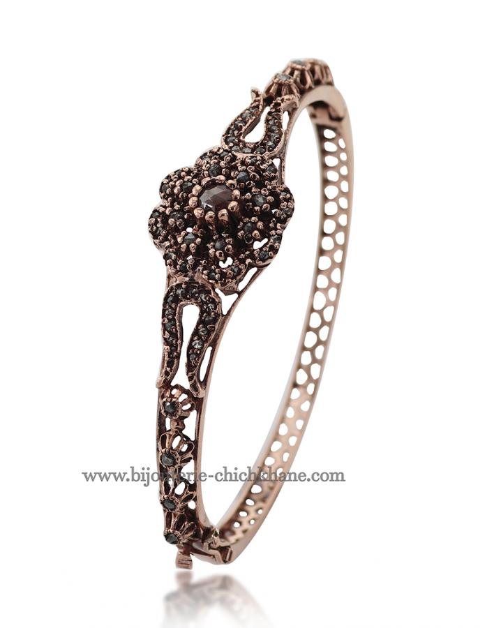 Bijoux en ligne Bracelet Diamants Rose ''Chichkhane'' 51634