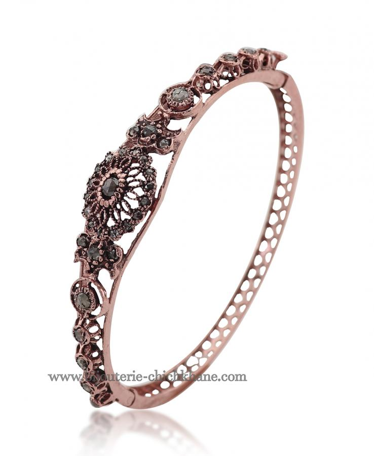 Bijoux en ligne Bracelet Diamants Rose ''Chichkhane'' 51635