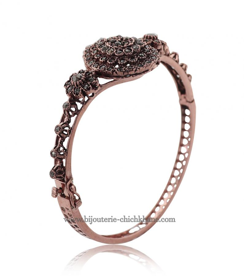 Bijoux en ligne Bracelet Diamants Rose ''Chichkhane'' 51641