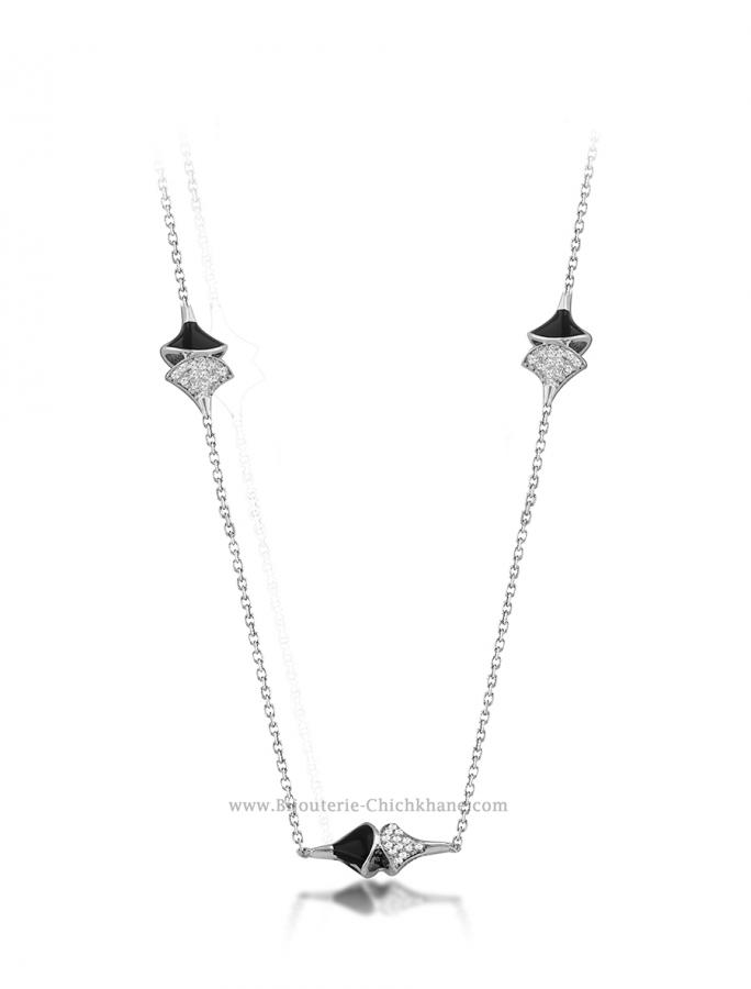 Bijoux en ligne Collier Diamants 52035
