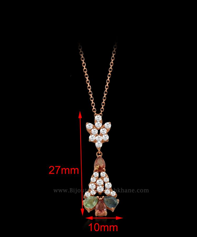 Bijoux en ligne Collier Diamants 52141