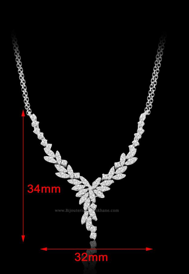 Bijoux en ligne Collier Diamants 52163