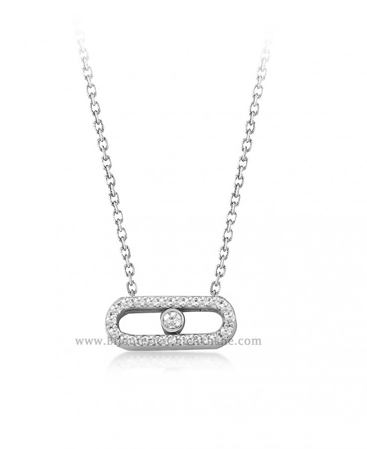 Bijoux en ligne Collier Diamants 52166