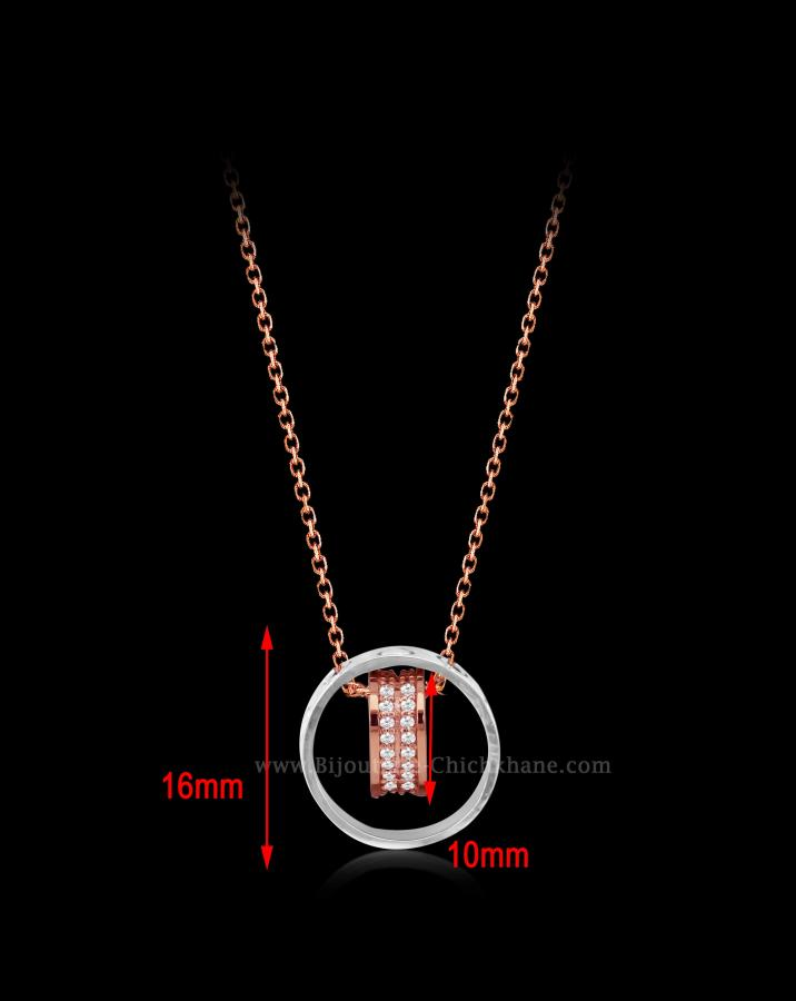 Bijoux en ligne Collier Diamants 53184