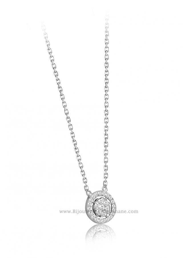 Bijoux en ligne Collier Diamants 53271