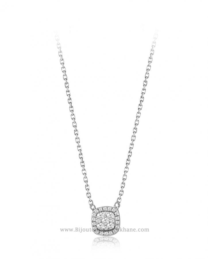 Bijoux en ligne Collier Diamants 53273