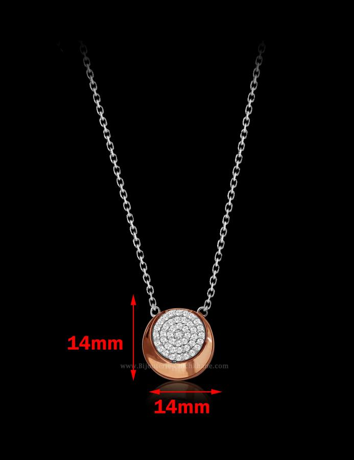 Bijoux en ligne Collier Diamants 53279