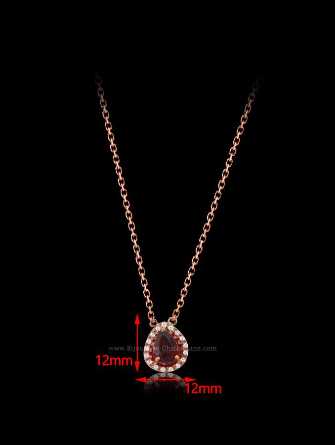 Bijoux en ligne Collier Diamants 53286