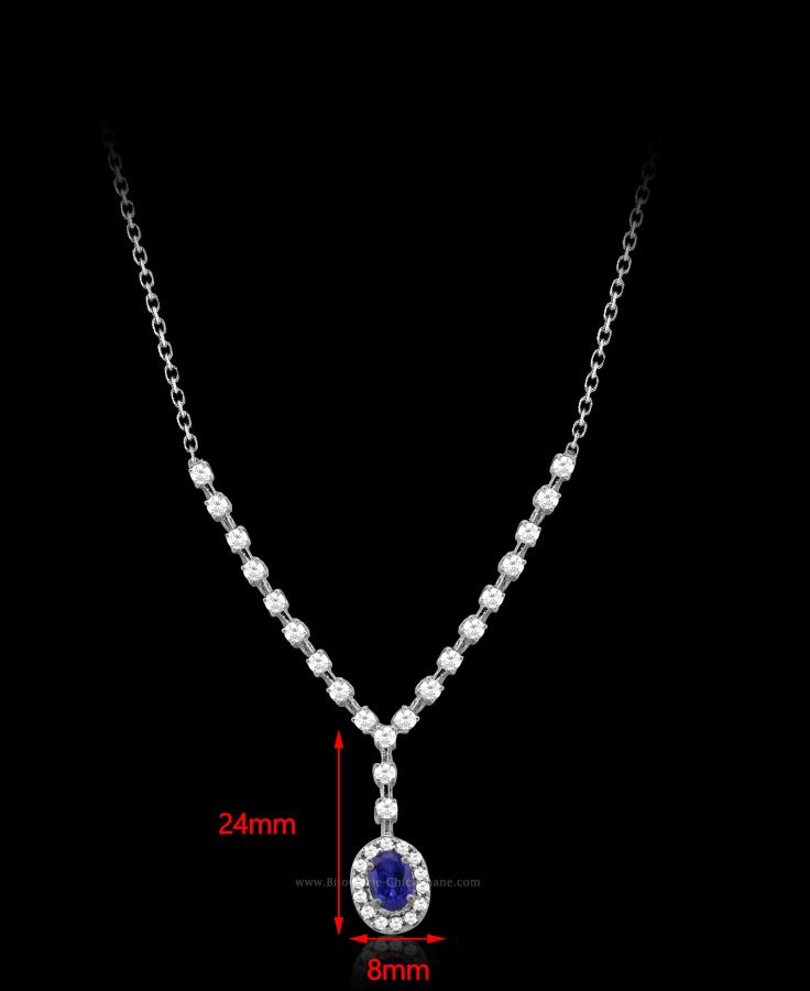 Bijoux en ligne Collier Diamants 53287