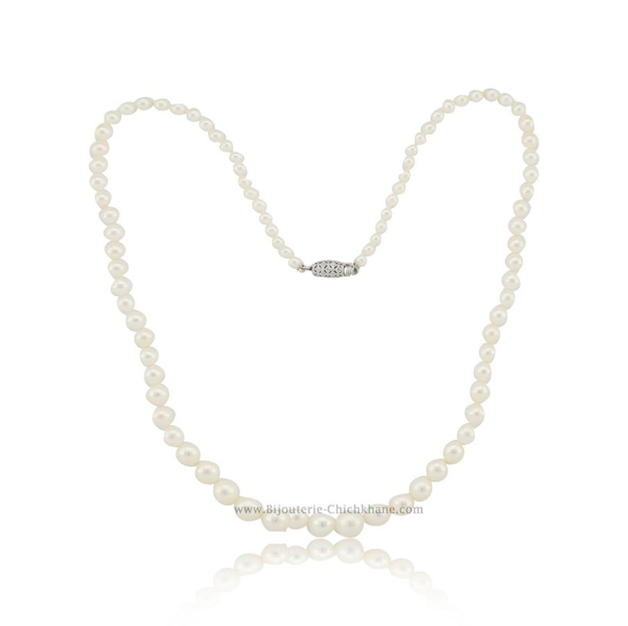 Bijoux en ligne Collier Diamants 53391