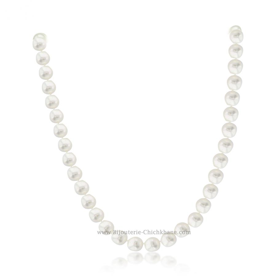 Bijoux en ligne Collier Diamants 53406