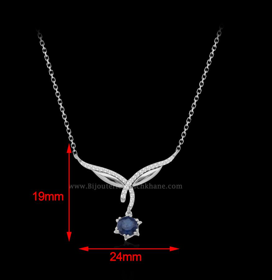 Bijoux en ligne Collier Diamants 54557