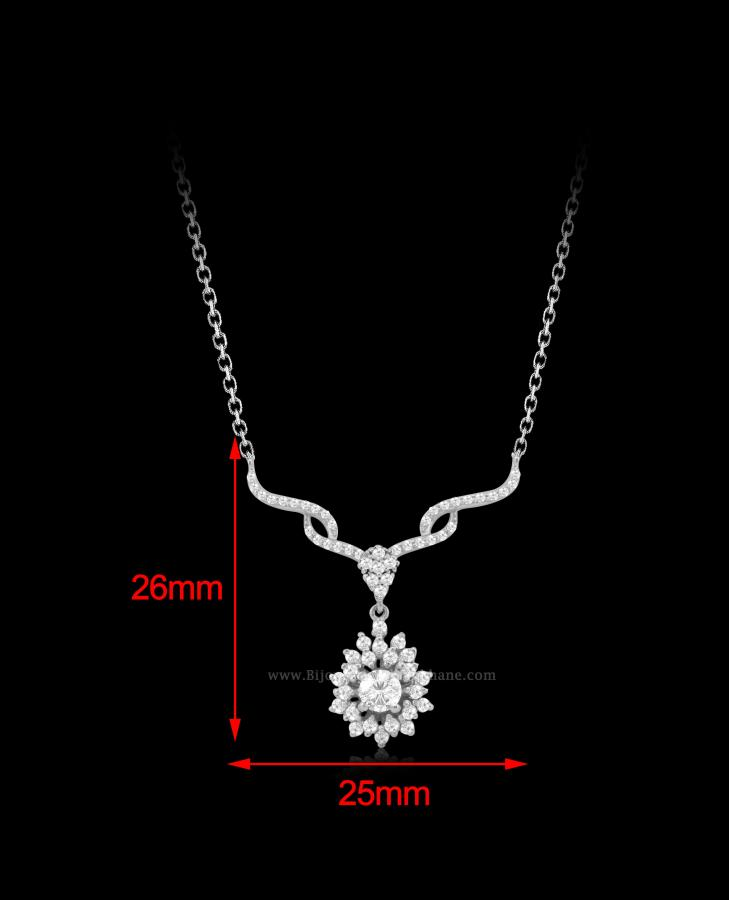 Bijoux en ligne Collier Diamants 54560