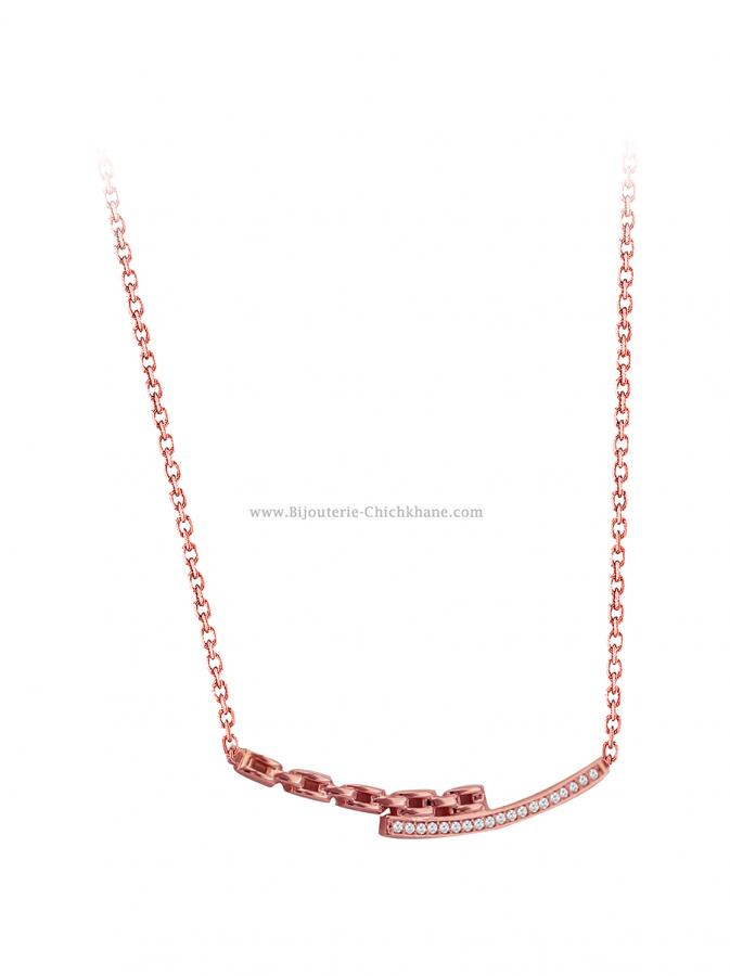 Bijoux en ligne Collier Diamants 54568