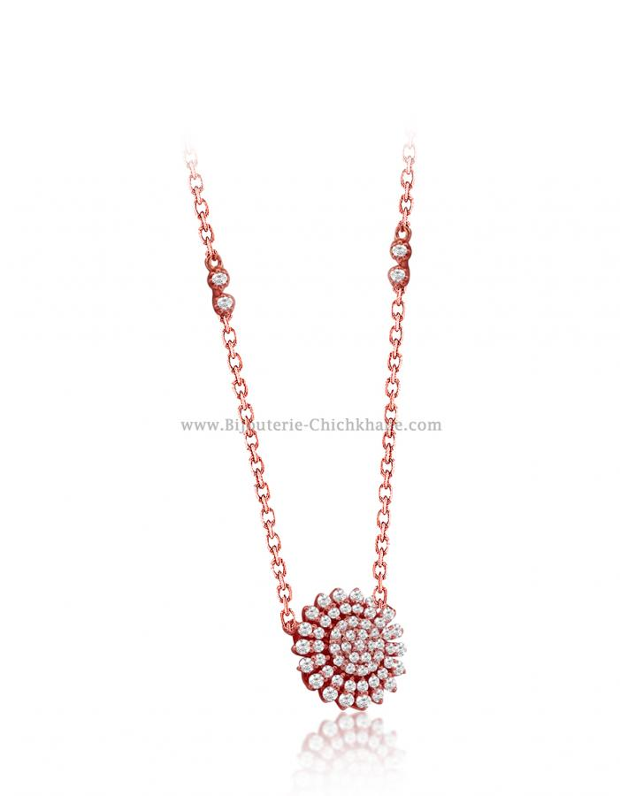 Bijoux en ligne Collier Diamants 54571