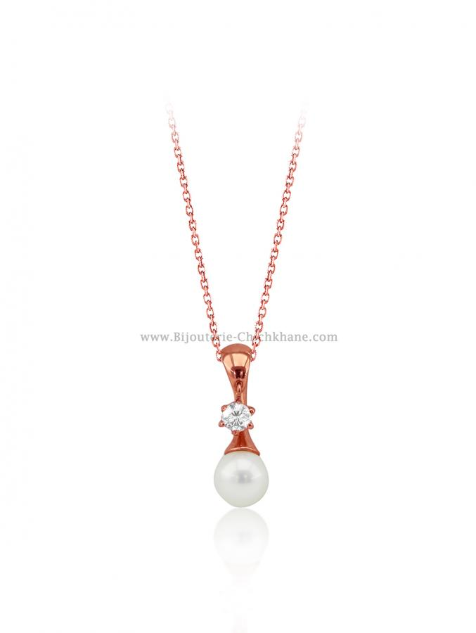 Bijoux en ligne Collier Diamants 54687