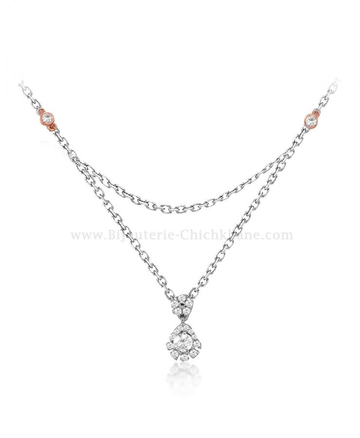 Bijoux en ligne Collier Diamants 54840