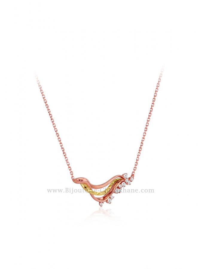 Bijoux en ligne Collier Diamants 54844