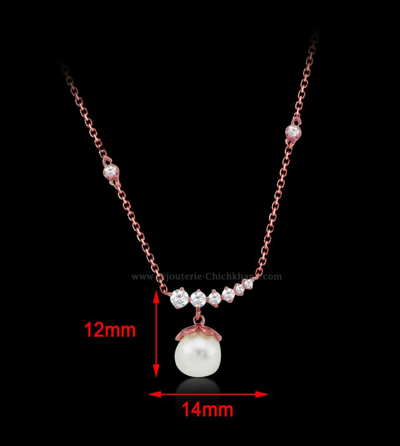 Bijoux en ligne Collier Diamants 54857