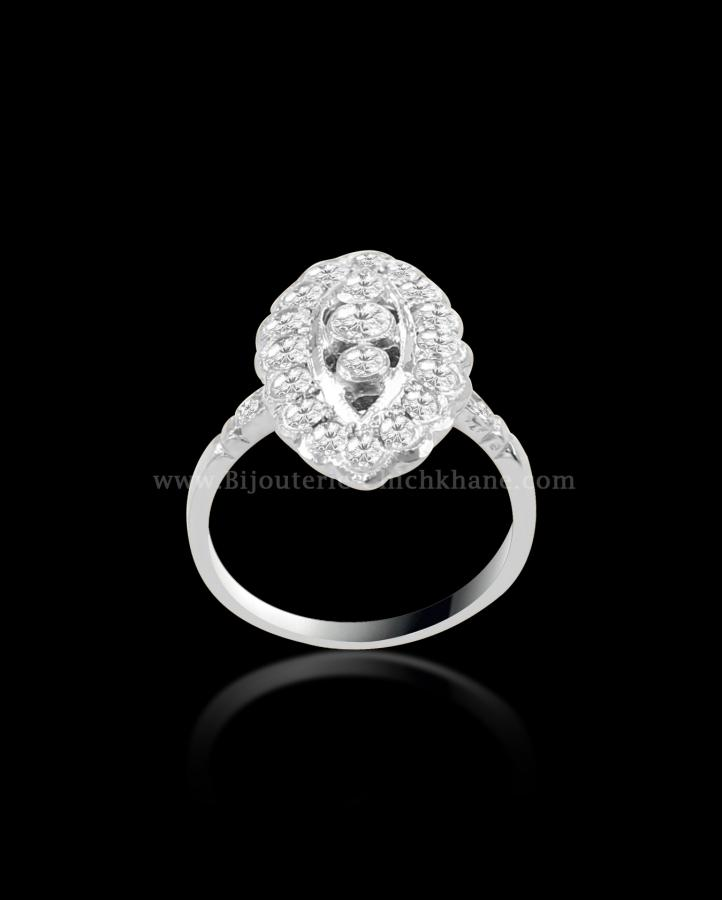 Bijoux en ligne Solitaire Diamants Blanc ''Chichkhane'' 55378