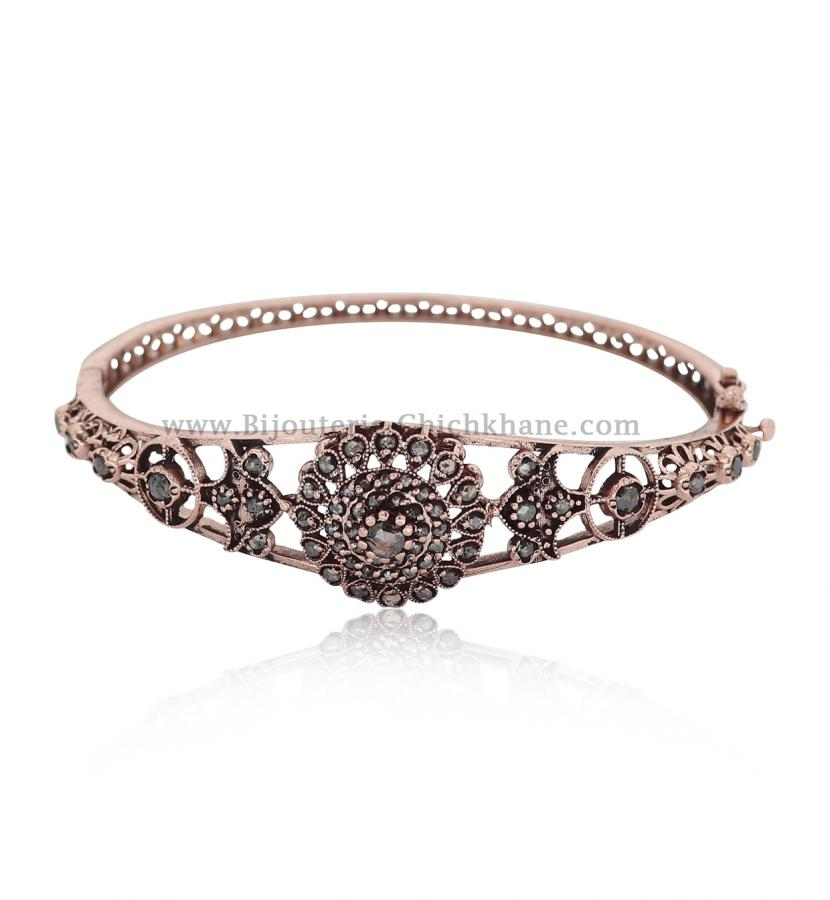 Bijoux en ligne Bracelet Diamants Rose ''Chichkhane'' 55903