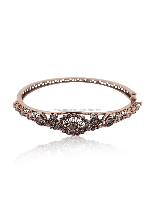 Bijoux en ligne Bracelet Diamants Rose ''Chichkhane'' 55905