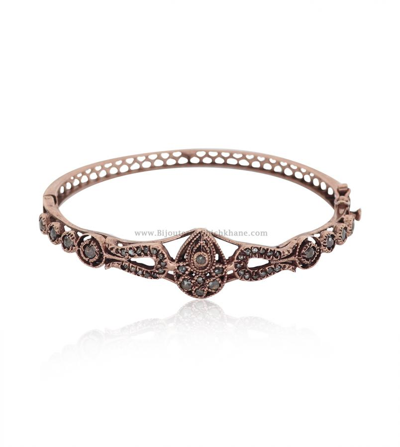 Bijoux en ligne Bracelet Diamants Rose ''Chichkhane'' 55909