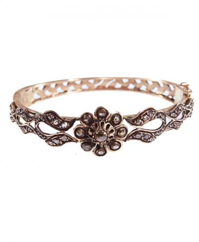 Bijoux en ligne Bracelet Diamants Rose ''Chichkhane'' 32350