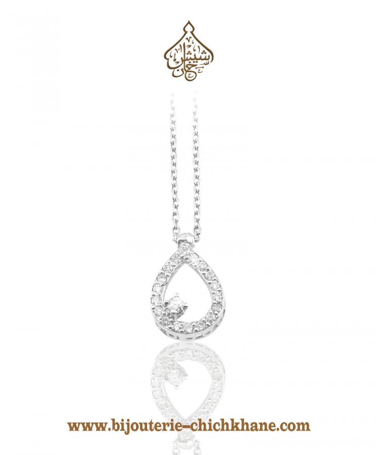 Bijoux en ligne Collier Diamants 29457