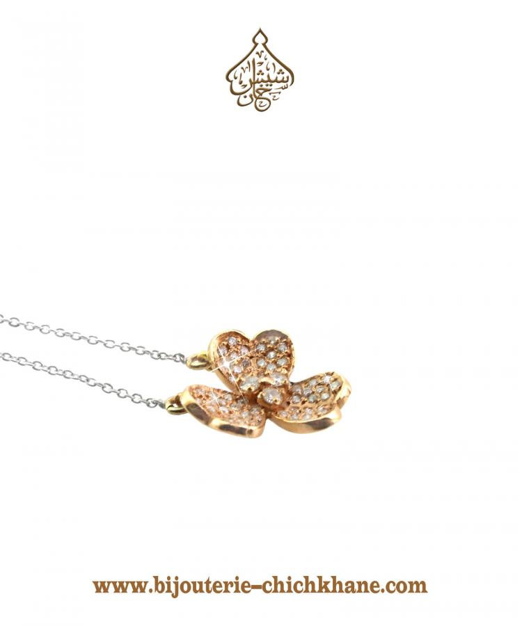 Bijoux en ligne Collier Diamants 29880