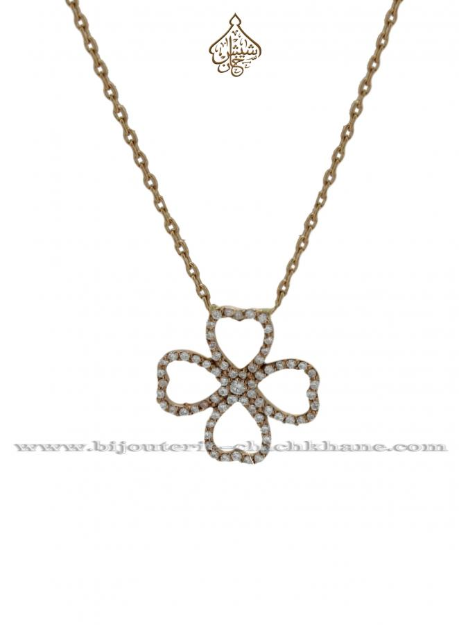 Bijoux en ligne Collier Diamants 37483
